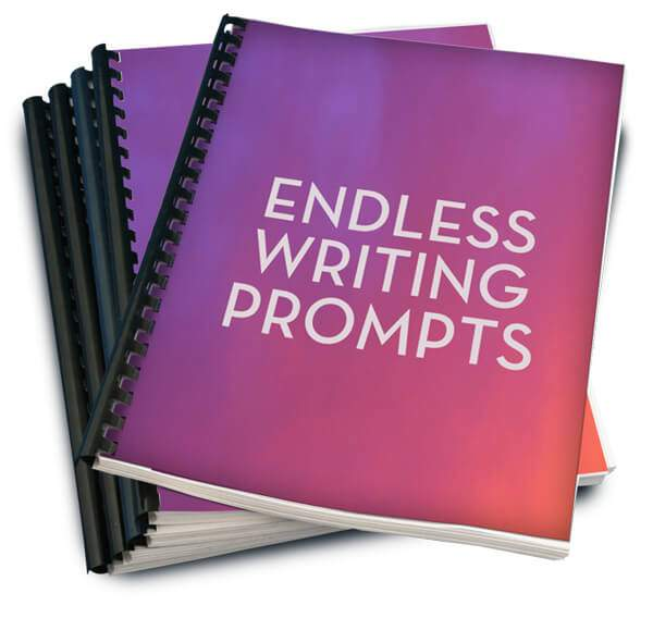 EndlessWritingPrompts Cover