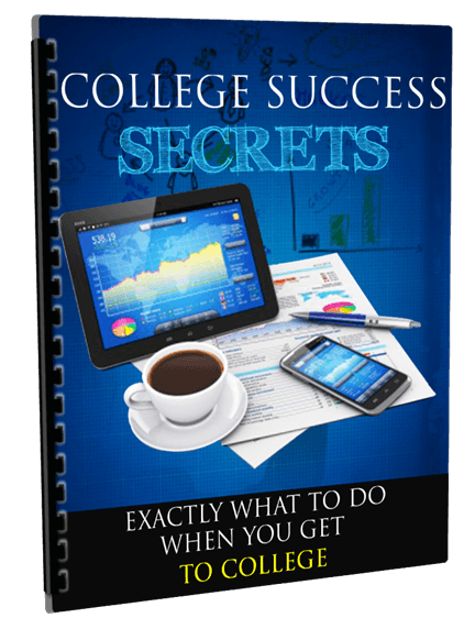 College Success Secrets Medium